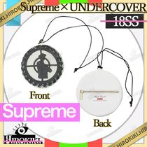 18SS /Supreme UNDERCOVER Public Enemy Medallion Pouch ポーチ