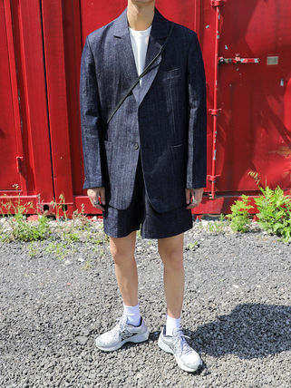 ASCLO セットアップ ASCLO Can Denim Linen Washing Set Up JH192/追跡付(6)