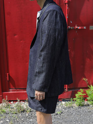 ASCLO セットアップ ASCLO Can Denim Linen Washing Set Up JH192/追跡付(7)