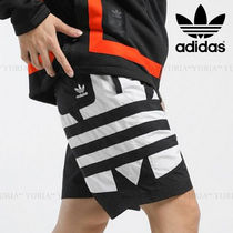 国内発【adidas Originals】BIG TREFOIL TRACKSHORT☆MEN'S