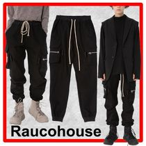 ★韓国の人気★【Raucohouse】★ZIPPER POCKET JOGGER PANTS★