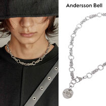 ★ANDERSSON BELL★UNISEX GOTHIC CHAIN NECKLACE ネックレス
