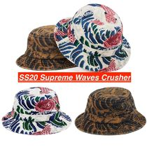 SS20 Supreme Waves Crusher -  鯉 クラッシャー ハット