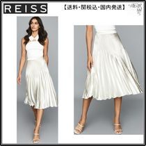 【海外限定】REISS スカート☆DORIE PLEATED MIDI SKIRT