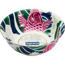 20SS Week14 Supreme Waves Ceramic Bowl