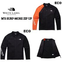 THE NORTH FACE ◆ M'S SURF-MORE ZIP UP ◆ ラッシュガード