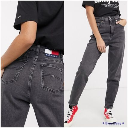 Tommy Jeans*テーパードママジーンズ