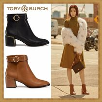 即発★Tory Burch★Sofia 60mm Dress Bootie ショートブーツ
