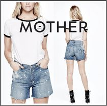 MOTHER★Nomad Fray Shorts First Star ショートパンツ