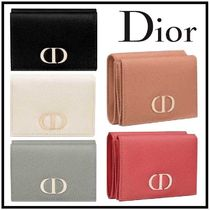 "◆DIOR◆""30 MONTAIGNE""コンパクトウォレット ★カーフスキン"