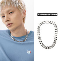 ANOTHERYOUTH正規品★20SS★ロゴチェーンネックレス