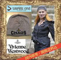 ☆WORLDS END限定☆Vivienne Westwood CHAOS ビーニー UNISEX