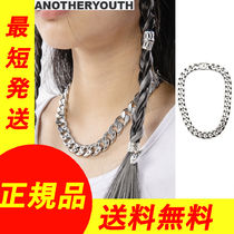 ANOTHERYOUTH(アナザーユース) ネックレス・ペンダント 【ANOTHERYOUTH】◆ネックレス◆3-7日お届け/関税・送料込