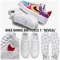 "★大人気★NIKE WMNS AIR FORCE 1 ""REVEAL"""
