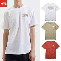 ★THE NORTH FACE★ NT7UL00 LOGO-LUTION TEE ロゴ 半袖 Tシャツ