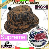 20SS /Supreme Waves Crusher Hat クラッシャー ハット 和柄 鯉