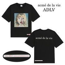 TWICEミナ着用 acme de la vie★ Tシャツ BLACK JEWELRY T-SHIRT