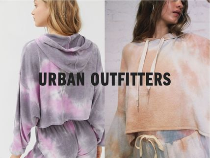 Urban Outfitters ルームウェア・パジャマ Urban Outfitters Tie-Dye Hoodie タイダイ フリース フーディー