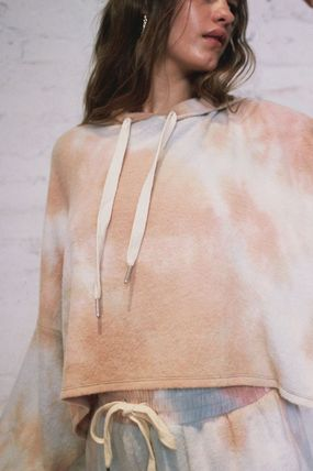 Urban Outfitters ルームウェア・パジャマ Urban Outfitters Tie-Dye Hoodie タイダイ フリース フーディー(6)