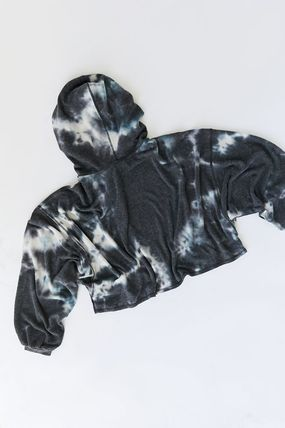 Urban Outfitters ルームウェア・パジャマ Urban Outfitters Tie-Dye Hoodie タイダイ フリース フーディー(10)