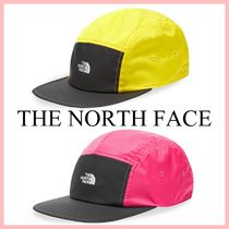 The North Face ナイロンキャップ 2色 Lemon Pink 送料込み