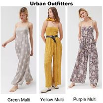 Urban Outfitters*Wide Leg Jumpsuit ジャンプスーツ 花柄 3色