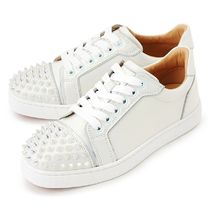 【関税負担】 CHRISTIAN LOUBOUTIN  SPIKES SNEAKERS