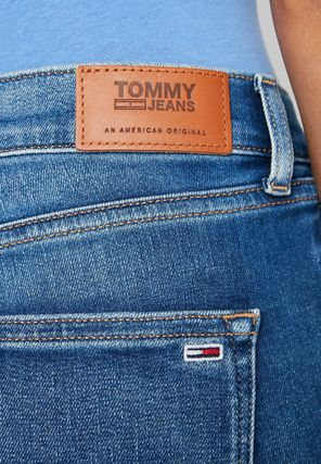 Tommy Hilfiger デニム・ジーパン 送料込 関税返金 Tommy Jeans NORA MID RISE SKNY ANKL ジーンズ(5)