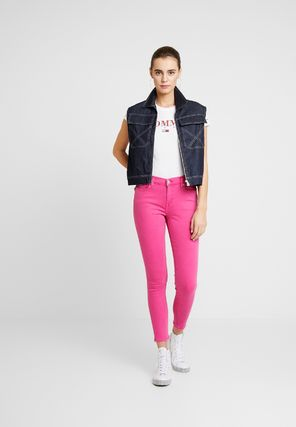 Tommy Hilfiger デニム・ジーパン ☆関税返金☆Tommy Jeans NORA MID RISE SKINNY ANKLE ジーンズ(2)
