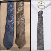 Berluti Scritto Tie With Shading Effect