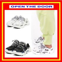[OPEN THE DOOR]   sporty mule sneakers  ◆2色 /追跡付