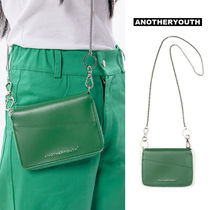 ANOTHERYOUTH(アナザーユース) ショルダーバッグ・ポシェット ANOTHERYOUTH正規品★20SS★チェーンミニバック★UNISEX