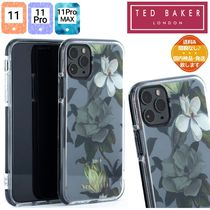 【TED BAKER】OPAL ANTI-SHOCK CLEAR CASE iPhone11/Pro/ProMAX