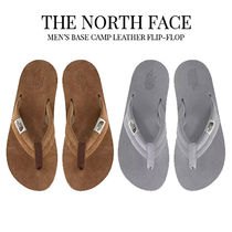 20SS新作!! THE NORTH FACE★MEN'S BASE CAMP LEATHER サンダル