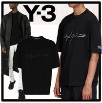 Y-3(ワイスリー) Tシャツ・カットソー ★送料・関税込★ワイスリー Y-3★SIGNATURE SS TEE★