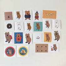 【Dinotaeng】Quokka Sticker Pack 21枚入り