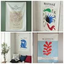 【MARY HOUSE】 Fabric poster (70*100cm)