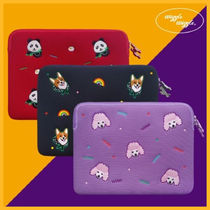 ◆WIGGLE WIGGEL◆ LAPTOP SLEEVE (3色) 13・15インチ PCポーチ