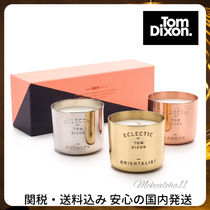 TOM DIXON☆Eclectic Scent Candle Gift Set 【ラッピング対応】