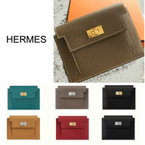 Hermes エルメス 財布 《ケリー・ポケット》 コンパクト