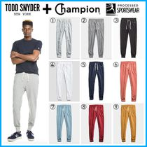 ☆Todd Snyder + Champion☆ LIGHTWEIGHT SLIM JOGGER SWEATPANT