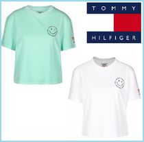 ドイツより* Tommy Jeans SUMMER T-Shirt print*スマイリー2色
