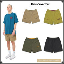 日本未入荷THISISNEVERTHATのNylon Sport Short 全4色