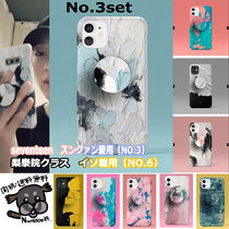Geeky(ギーキー) iPhone・スマホケース 【GEEKY】Concrete Case +Tok Set 全9種 iPhone,Galaxy