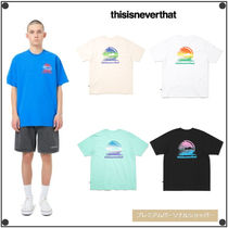 日本未入荷THISISNEVERTHATのPalm Tree Tee 全5色