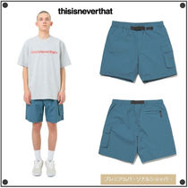 日本未入荷THISISNEVERTHATのDSN Hiking Short