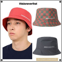 日本未入荷THISISNEVERTHATのPERTEXReversible Bucket Hat 全3色