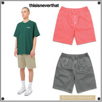 日本未入荷THISISNEVERTHATのOverdyed Short 全3色