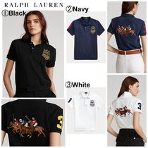 【Ralph Lauren】●英風ポロシャツ●Classic Fit Polo Shirt