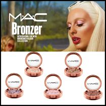 ☆MAC☆ 新作 FOILED SHADOW / BRONZER 5色展開